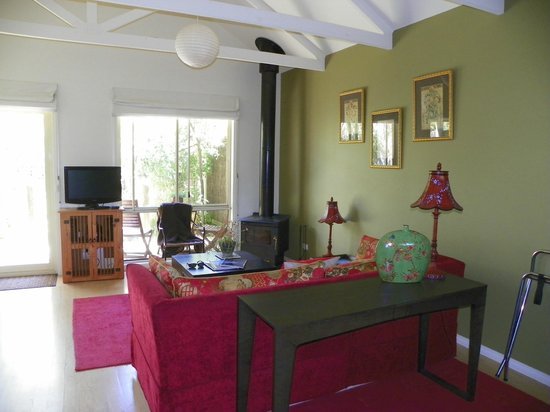 Holmwood Guesthouse:                   Spa Cottage