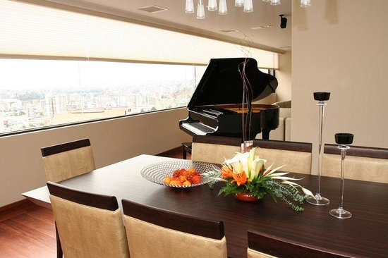 Swissotel Quito: Suite