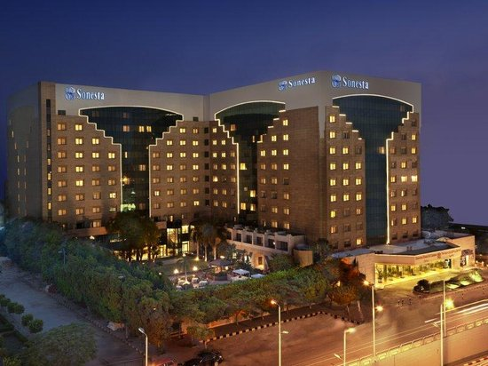 Sonesta Hotel, Tower & Casino Cairo