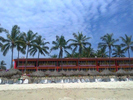 Royal Decameron Complex: habitaciones con vista al mar secc 1