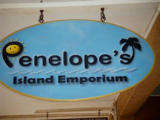 Penelope's Island Emporium