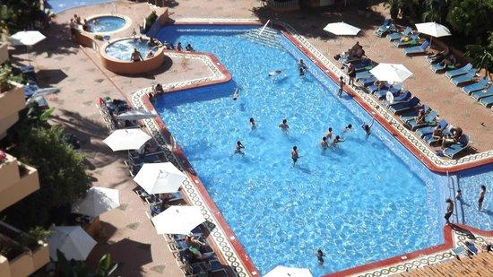 Friendly Vallarta All Inclusive Family Resort :                   vu du 6ieme etage