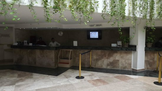Friendly Vallarta All Inclusive Family Resort :                   reception friendly vallarta