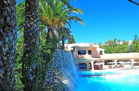 Blue & Green Vilalara Thalassa Resort: Pools Near Thalasso Spa Center