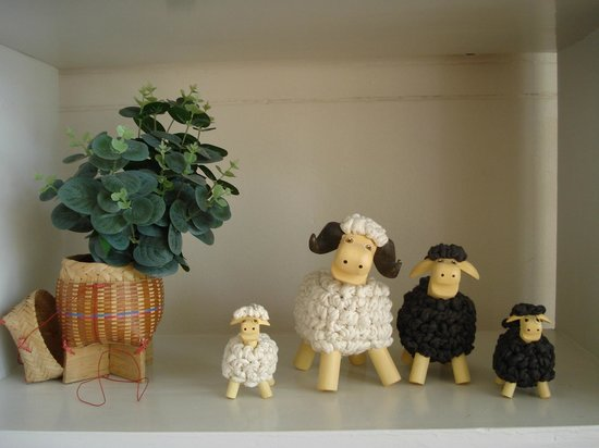 Sea Harmony: Biancas Sheep