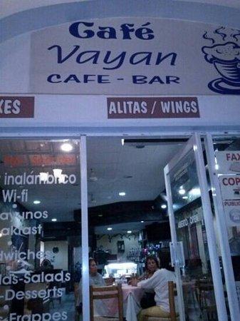 Cafe Vayan