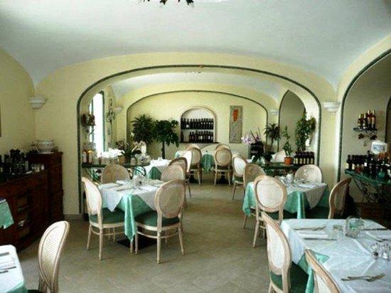 Hotel Villa Gabrisa: Restaurant