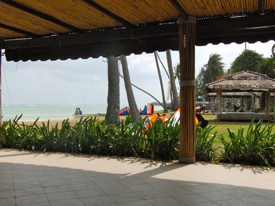 Samui Orchid The Ocean Resort:                   Vue du restaurant
