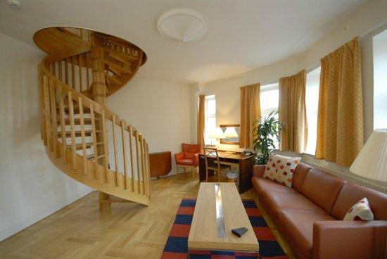 Hotel Duxiana: Suite