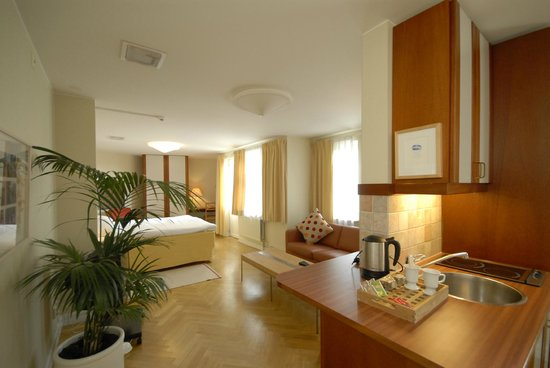 Hotel Duxiana: Room example