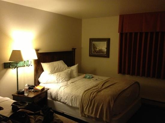 Grand Targhee Resort: room