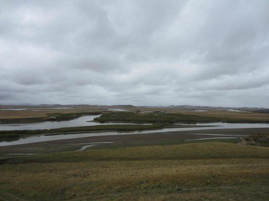 Jiuqu Yellow River