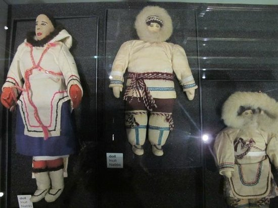 Museum of Anthropology: Take the time to open all the drawers. You never know what you will find!