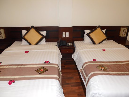 Hanoi Guest House:                   Twin Room
