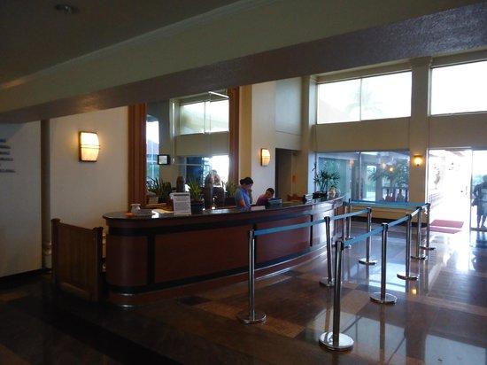 Canyon Cove Hotel & Spa:                   Reception