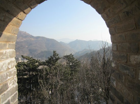 Great Wall Box House (Beijing):                   The Great Wall