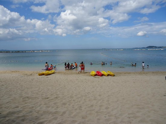 Canyon Cove Hotel & Spa:                   Activities on the beach