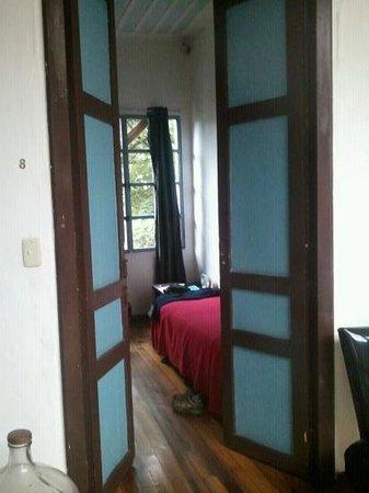A Casa Naranja:                   room on 2nd foor