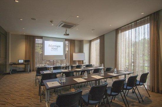 Morrison 114 Hotel: Stress free meetings