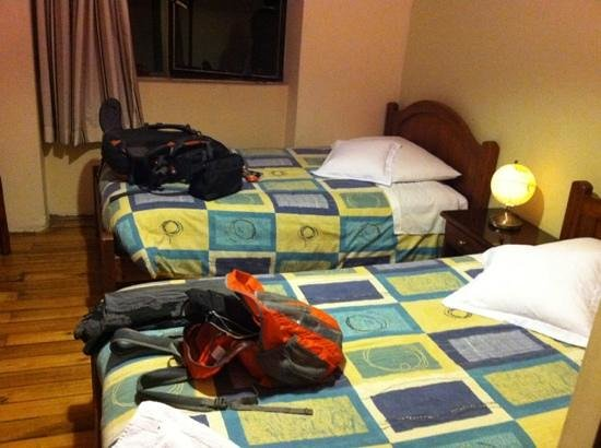 Posada Tambuca:                   room #2