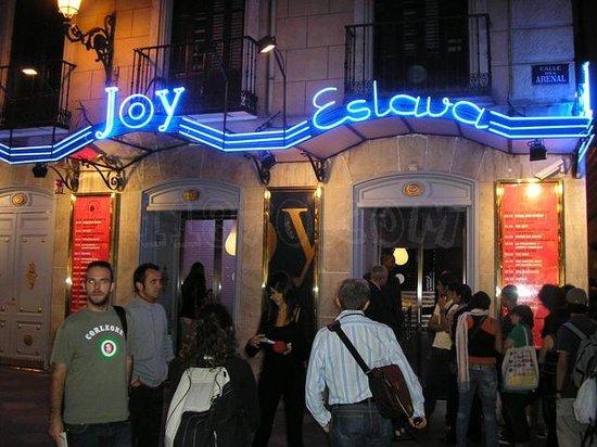 Club Joy Eslava:                   Joy Eslava Madrid