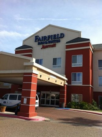 Fairfield Inn & Suites Laredo:                   fachada