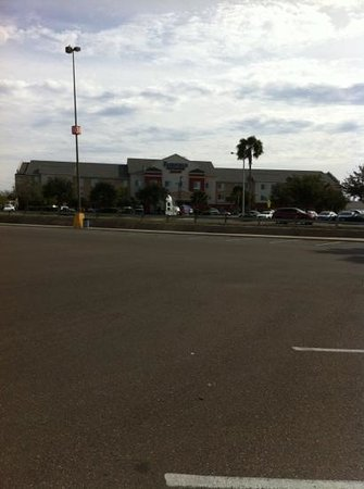 Fairfield Inn & Suites Laredo:                   hotel