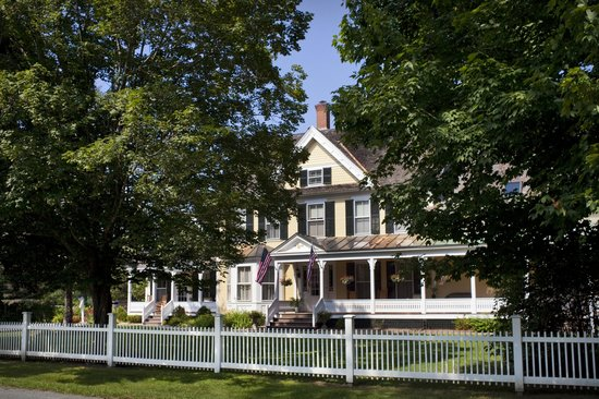 Jackson House Inn: Classic Vermont in an 1890 treasure