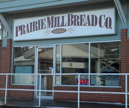 Prairie Mill Bread Company: Prairie Mill Bread, Feb 2013