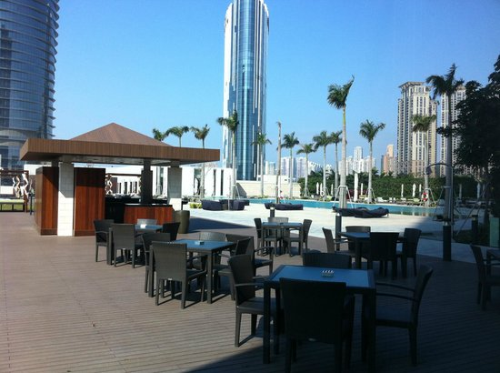 Grand Hyatt Macau: Pool area