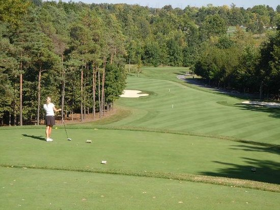 Black Bear Ridge Golf Club :                   Hole #10