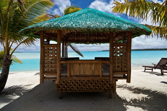 Aitutaki Lagoon Resort & Spa:                   Chill