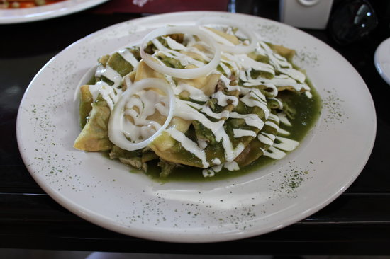 Squimz : Chilaquiles-Yum