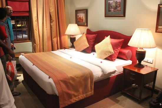 Hotel Suisse: Room