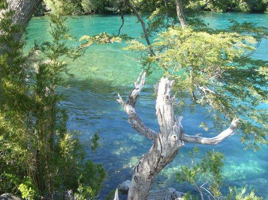 La Patagonia, Argentina:                   lago