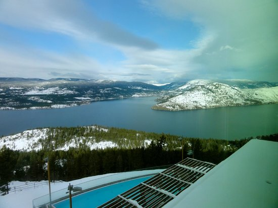 Sparkling Hill Resort:                   The Beauty of Nature in the Okanagan