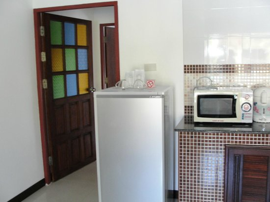 Le Piman Resort:                   Kitchenette