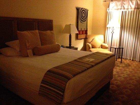 Tamaya Mist Spa & Salon: comfortable bed
