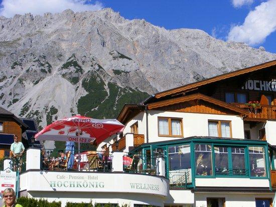 Hotel-Pension Hochkoenig