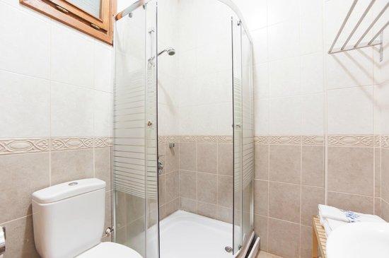 Akana Taksim Aparts: Bathroom