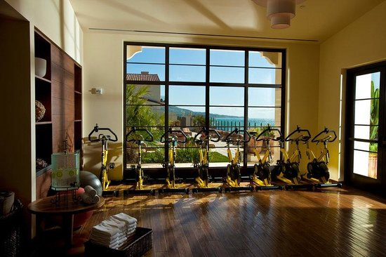 Terranea Resort: Fitness Room