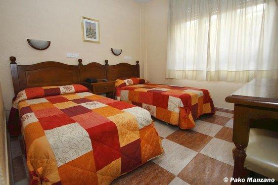 Hotel Sevilla: HABITACION DOBLE