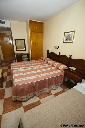 Hotel Sevilla: HABITACION DOBLE CON CAMA SPL.