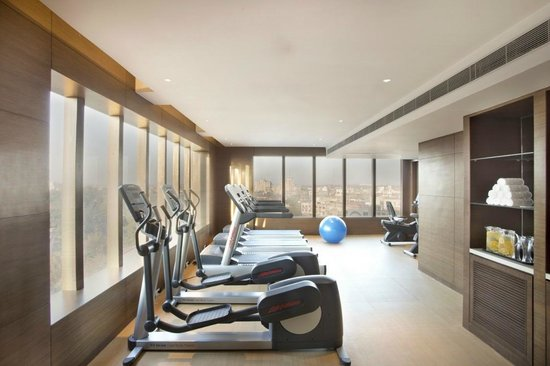 Courtyard by Marriott Bhopal: Fitness Centre