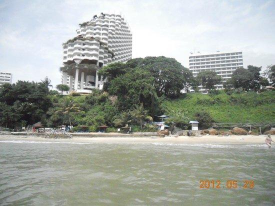 舒適海灘飯店照片