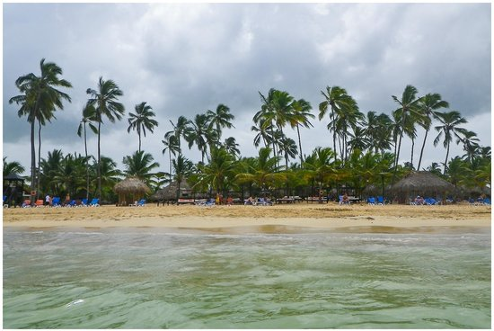 Dreams Punta Cana Resort & Spa:                   Day after the hurricane