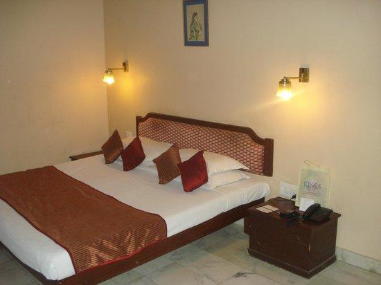 Hotel Vishnupriya:                   room inside