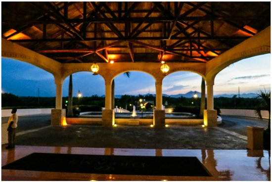 Dreams Punta Cana Resort & Spa:                   View from the lobby