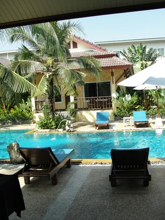 Le Piman Resort:                   Pool