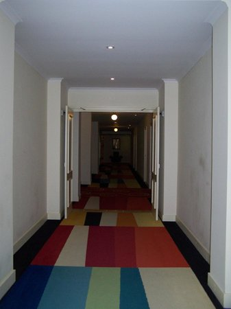 Crowne Plaza Hotel Brussels - Le Palace: in the hallway